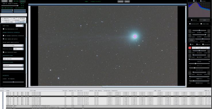 Improved Comet Alignment 2