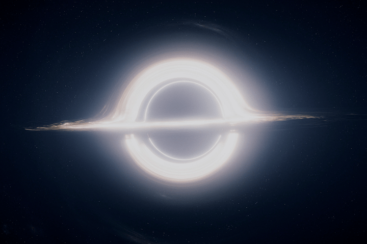 O Buraco Negro supermassivo Gargantua