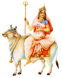 Image result for mahagauri