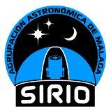 """Agrupación Astronómica de Málaga """"Sirio"""""""