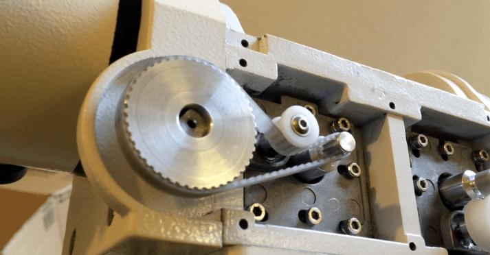 Rowan Astronomy drive belts