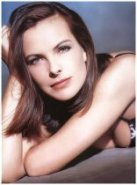 Actress Carole Bouquet