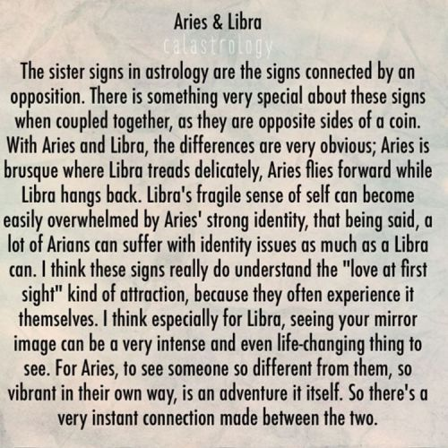 Libra Aries