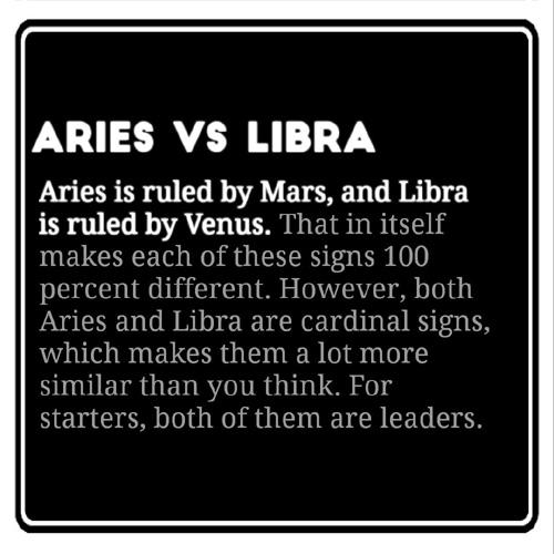 Libra vs Aries