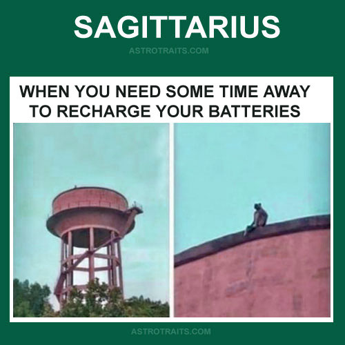 Sagittarius Be Like Meme 21