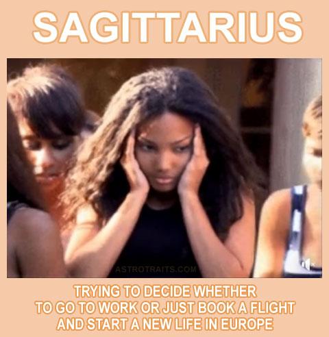 sagittarius funniest memes