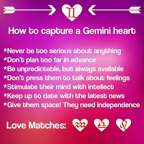 How to Capture a Gemini Woman's Heart
