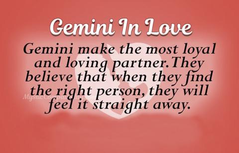 are geminis loyal