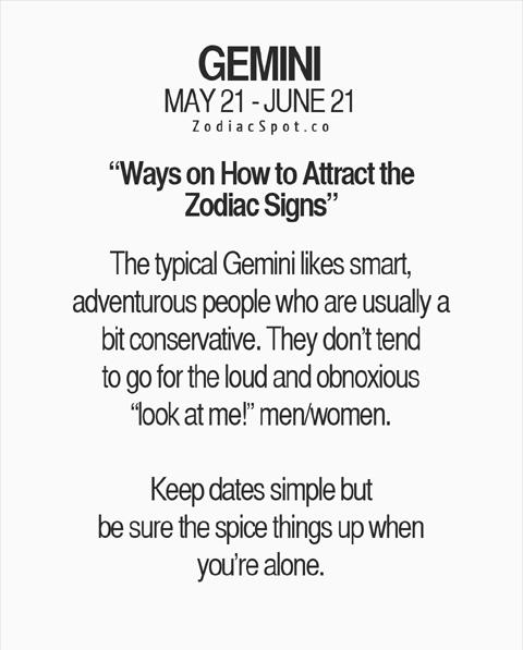 How to Make a Gemini Woman Like You