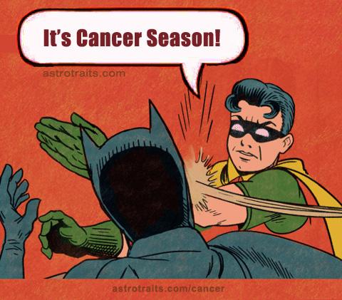 Robin slaps batman funny meme cancer season