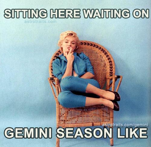 waiting on gemini season meme
