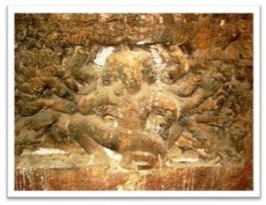 Nataraja mada caves