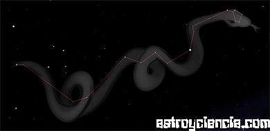 Constelación de la Hydra