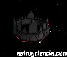 Figura de la constelación de la Corona Boreal