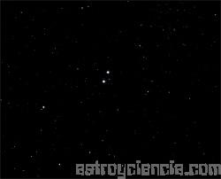 Estrella Multiple en la constelación de la Cruz del Sur