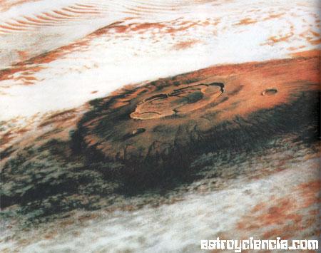 Volcan de Marte