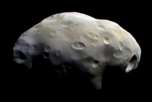 Pandora: Luna de Saturno – astroyciencia: Blog de astronomía y ciencia