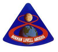 Logo del Apolo 8