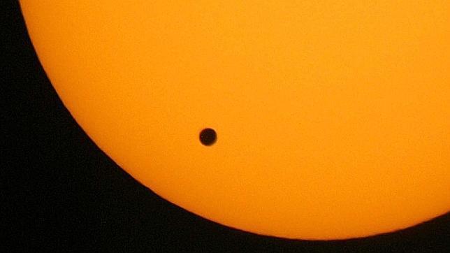 Transito de Venus el 6 de junio de 2012