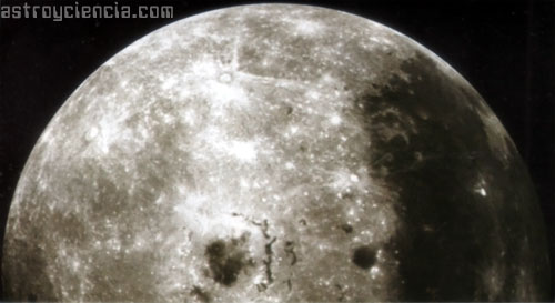 Acoplamiento de Marea de la Luna