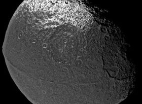Japeto: Luna de Saturno