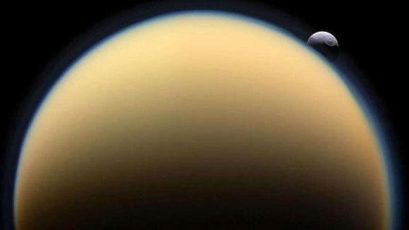 Titán resulta ser más parecido a la Tierra de lo que se pensaba
