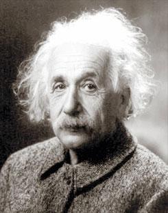 El mayor patinazo de Einstein