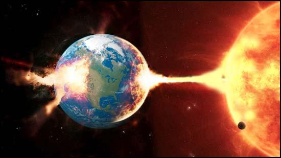 Superexplosión solar