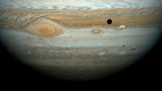 S2010 J2, nueva Luna de Júpiter