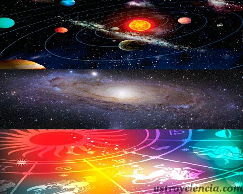 Diferencias entre la Astronomía, la Cosmología y la Astrología