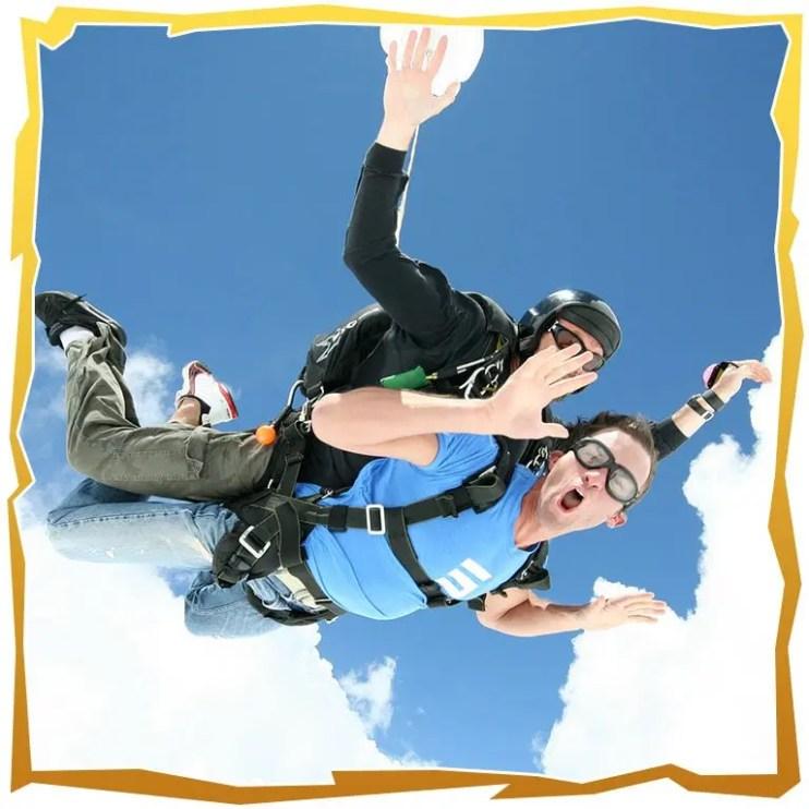 Tandem Skydiving - Adventure Skydiving Tennessee
