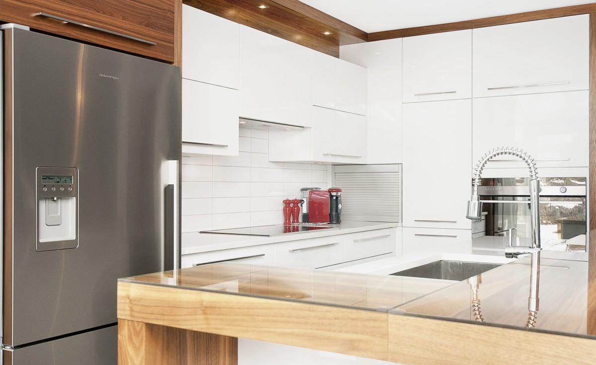 Les Diverses Formes Darmoires De Cuisines Bricolage Maison