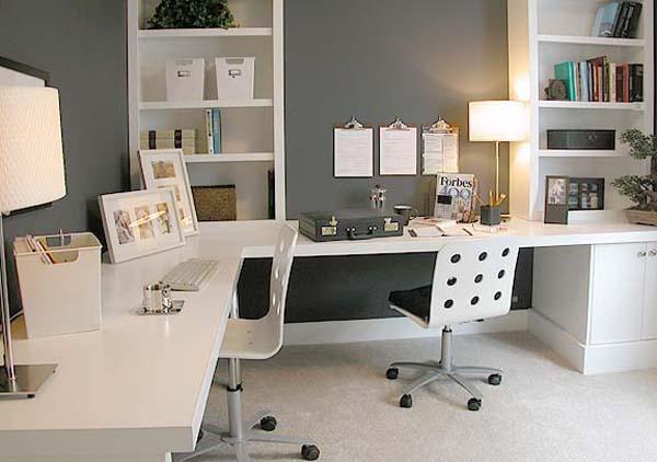 Amnager Un Bureau La Maison Astuces Bricolage