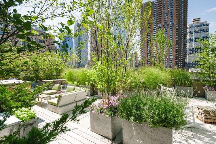Un Jardin Sur Le Toit Pourquoi Pas Bricolage Maison