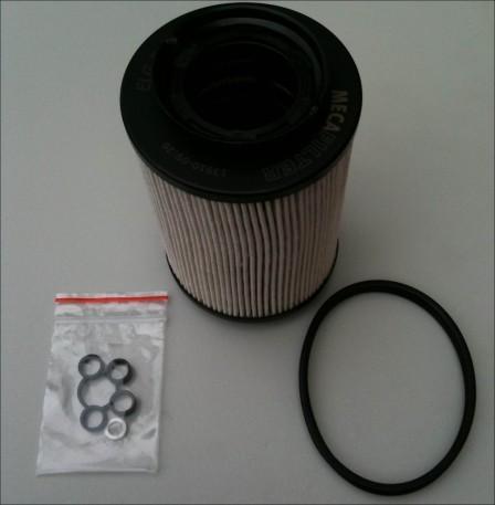 Changement filtre gasoil audi a3 tdi 4