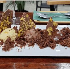 Principado de chocolate