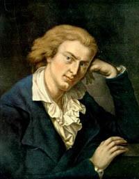 Portrait: Friedrich Schiller