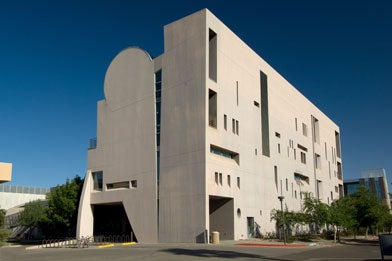 Law Library, ASU, Tempe, AZ