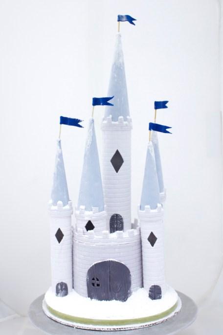 Pastillage Castle