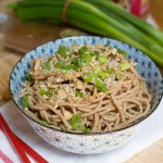 Asian Peanut Noodles