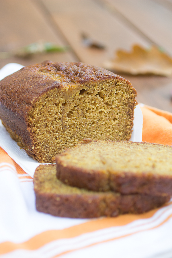 Incredibly Moist, Fool-Proof Pumpkin Bread