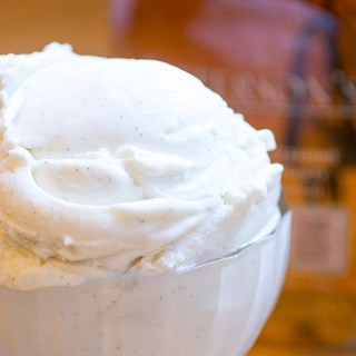 Bourbon Vanilla Ice Cream