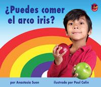 ¿Puedes comer el arco iris?