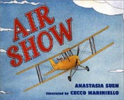 AIR SHOW book cover