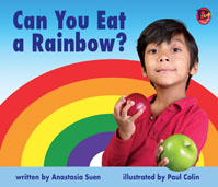 Can You Eat a Rainbow?