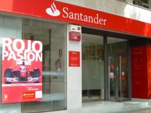 Banco Santander-gastos