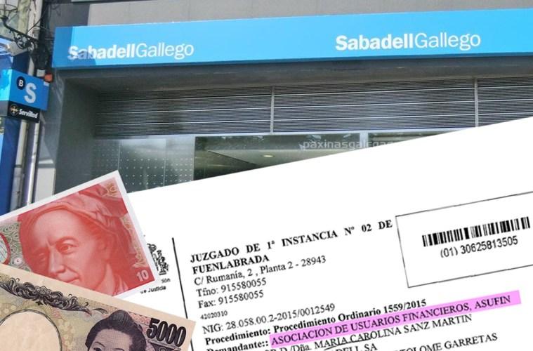 Banco Gallego (Sabadell), Hipoteca Multidivisa, Socio Asufin