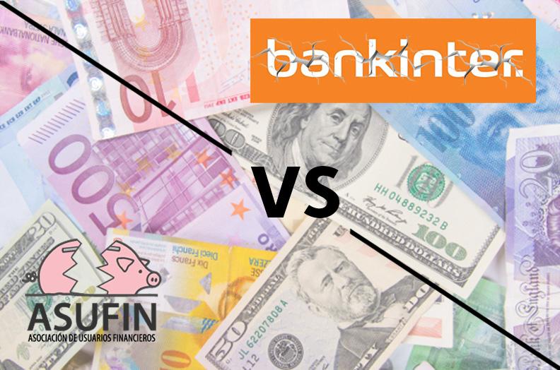 Hipoteca multidivisa asufin gana a bankinter en for Oficina banco santander fuenlabrada