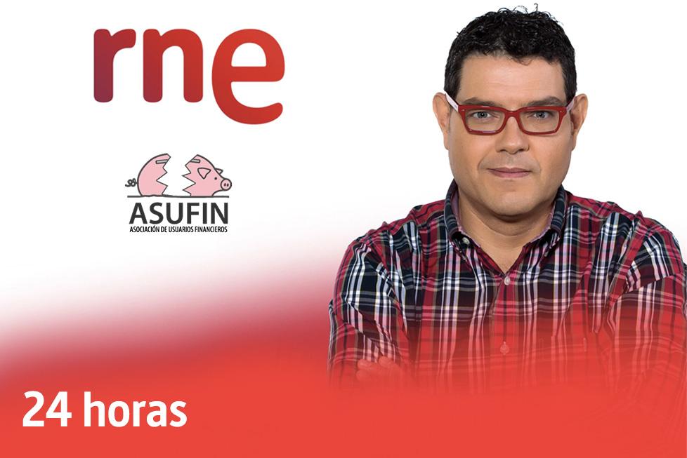 Asufin sobre su querella contra el Banco Popular – 24 Horas RNE – 22.9.17