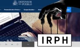 DEFENSOR-PUEBLO-SUPRESION-IRPH-ASUFIN